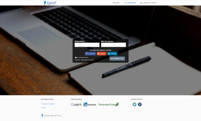 «Couvy»: Une première couveuse digitale d'entreprises