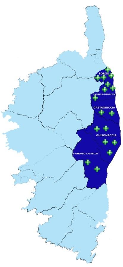 L'importance du dépistage du cancer colorectal : Un partenariat noué entre l'ARCODECA et les pharmaciens de Corse