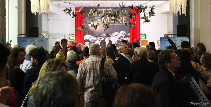 Bastia : La 35e édition d'Arte Mare est lancée !