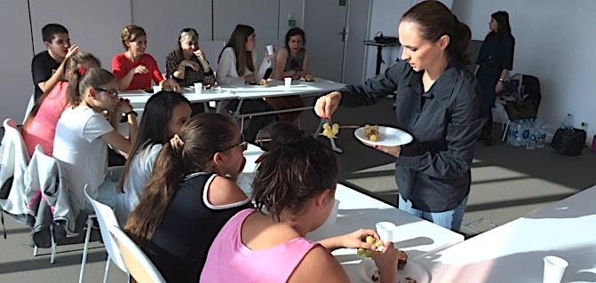 Semaine du goût : Ateliers sensoriels à la médiathèque Barberine-Duriani à Bastia