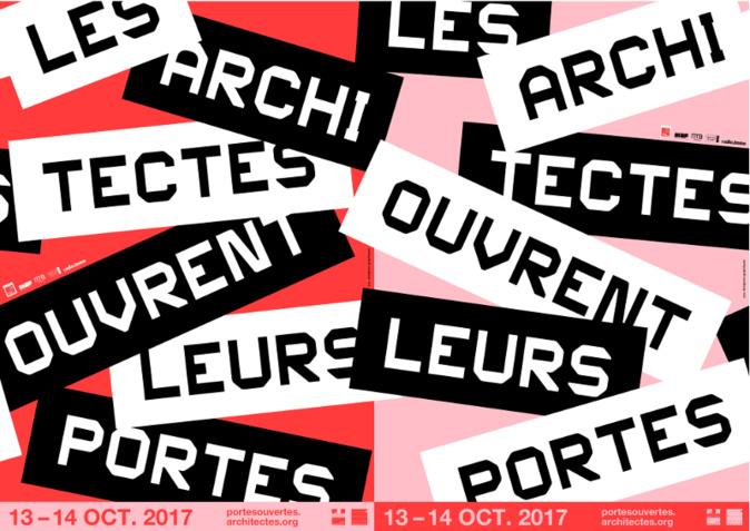 """""""Les architectes ouvrent leurs portes"""" : Les coulisses du métier dévoilées au public"""
