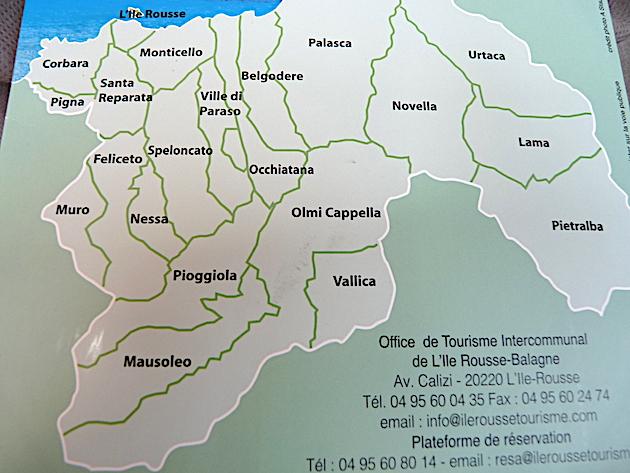 L'office de tourisme de L'ile-Rousse en phase avec le 21e siècle