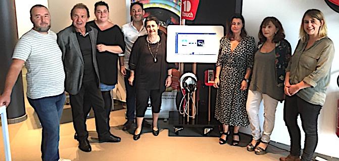 Biguglia : Une plateforme de streaming au Centre Culturel Charles-Rocchi