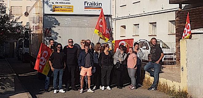 Nouveau mouvement de grève à La Poste de Lisula Rossa