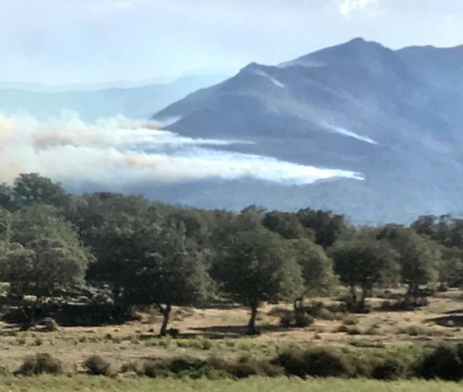 Plusieurs incendies à Feliceto, Ville di Paraso et Costa