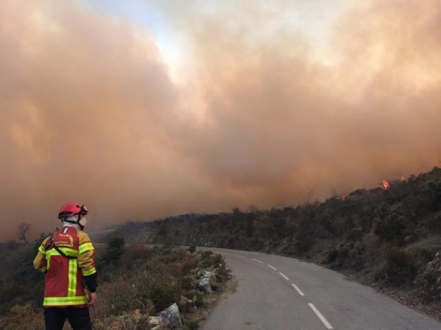 Balagne : Le feu de Ville-di-Paraso a parcouru plus de 320 hectares