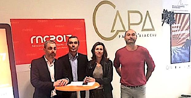 """2 es Rencontres Numériques à Ajaccio : """"Créer des usages et services utiles aux citoyens"""""""