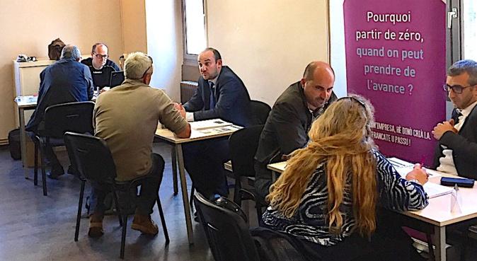 Transmission des entreprises : L'appel de la CCI entendu à Sartene et Porto-Vecchio