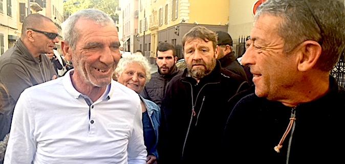 250 euros d'amende pour le premier prud'homme d'Ajaccio : Un signe d'apaisement