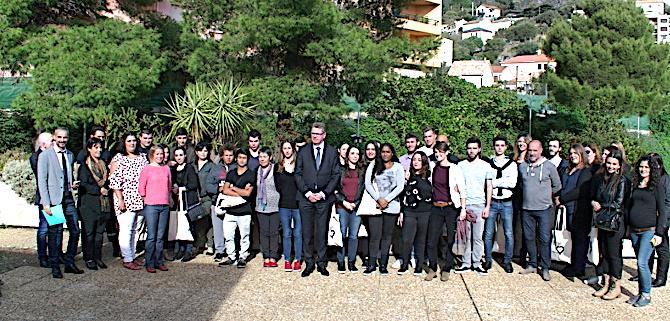 Bastia : Le Service Civique à l'honneur