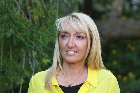 Emmanuelle de Gentili, 1ère adjointe à la mairie de Bastia et conseillère départementale de gauche.