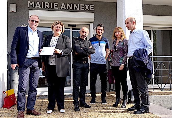 """Ville-di-Pietrabugno : Signature du """"Contrat Enfance et Jeunesse"""""""