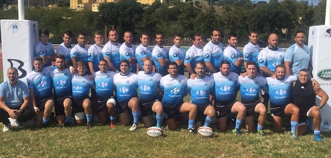 Rugby : Le RCA craque devant Arles (10-21)
