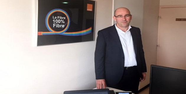 André Martin Directeur Régional pour Orange