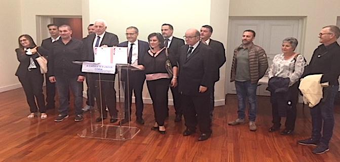 Charte de la langue corse : Normalisation pour une société bilingue