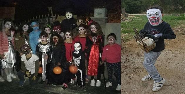 Halloween à Pietroso et à Propriano
