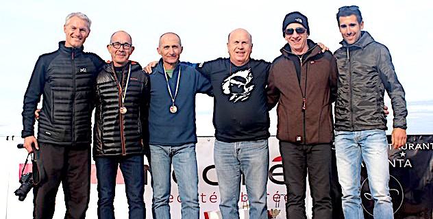 """23e édition de la course pédestre """"A Balanina le 12 novembre au départ de L'Ile-Rousse"""