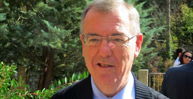 Paul-Marie Bartoli, conseiller territorial sortant Divers Gauche de la liste de Paul Giacobbi, et maire de Propriano.