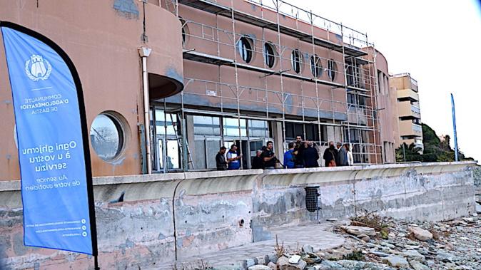 Ville-di-Pietrabugno : Une seconde jeunesse pour la base nautique des Minelli