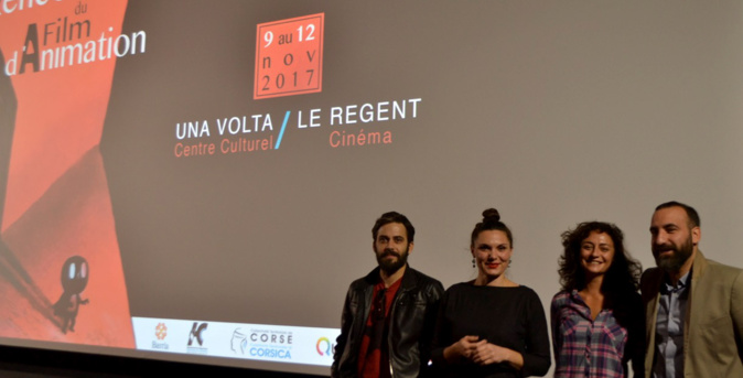 """C'est parti pour les 2es """"Rencontres du Film d'Animation"""" de Bastia !"""