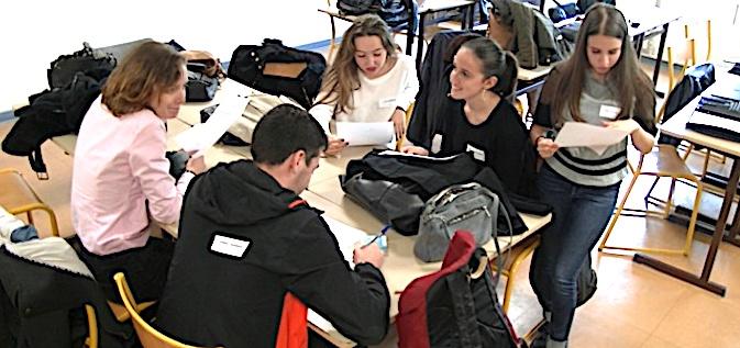 """Bastia : Lancement des """"Cordées de la réussite"""""""