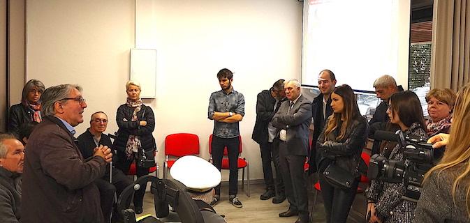 Bastia : La délégation départementale de l'APF se donne de l'air