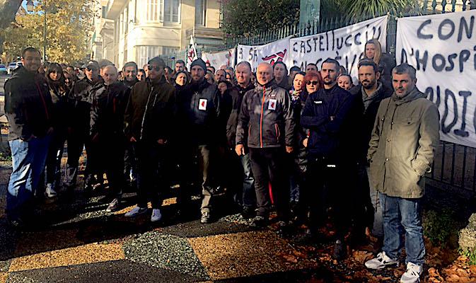 Conflits des hôpitaux de Castellucciu et Bastia Les syndicats reçus à la région et à la préfecture