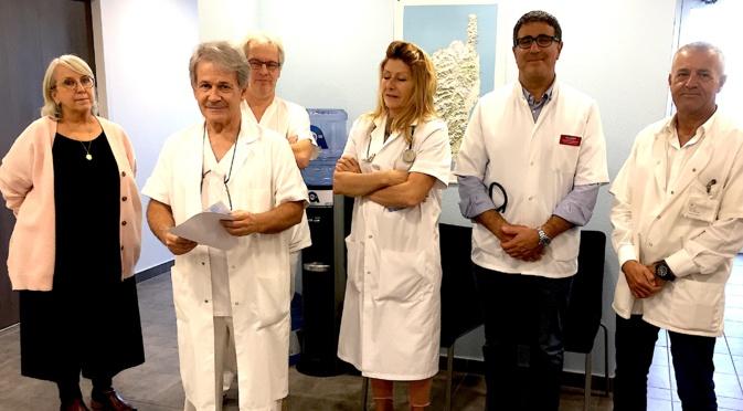 """Bastia : """"L'hôpital fonctionne en toute sécurité"""" affirme la CME"""