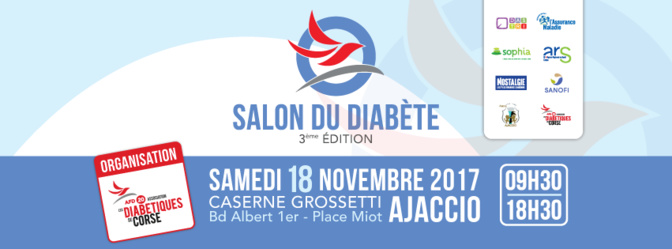 Près de 10 000 personnes atteintes de diabète en Corse