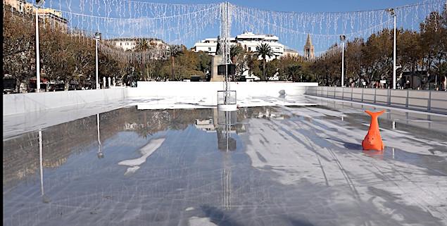 Bastia : La patinoire ouvre