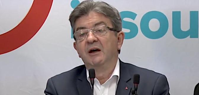 """Territoriales : Avec les Insoumis """"AOC Mélenchon"""""""