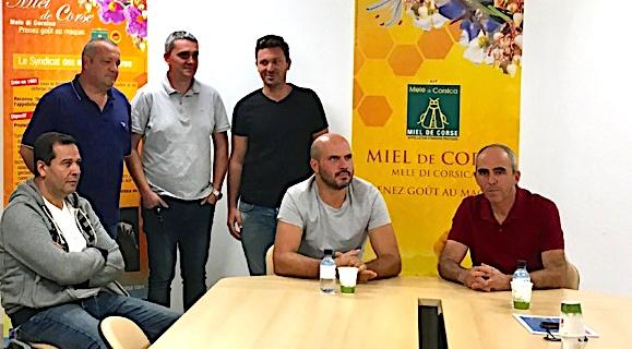 Usurpation du signe de qualité AOP Mele di Corsica sur 600 kg de miel venus du continent !