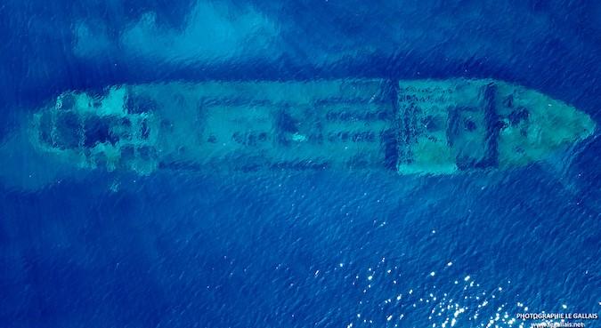 Balade sous-marine au large du golfe de Porto-Vecchio