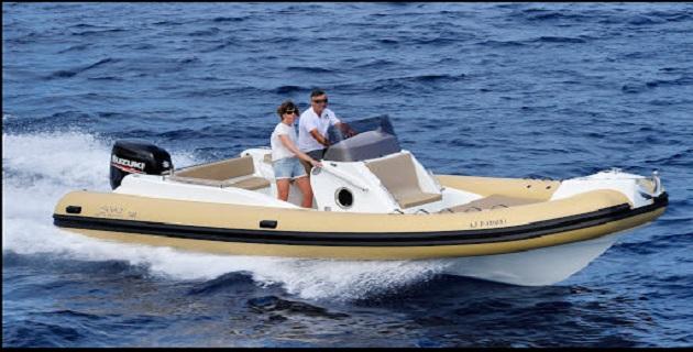 Fanale Marine : La marque corse de semi-rigides en avant-première mondiale au salon nautique international de Paris