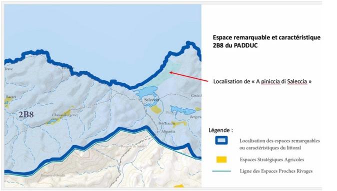 Justice : Les yourtes devront être détruites à Saleccia