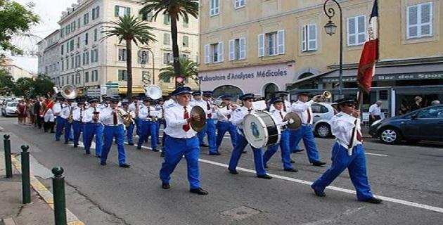 Ajaccio : La musique municipale fête la Sainte Cécile