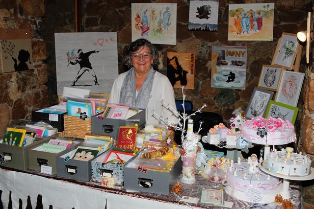 Les créateurs amateurs de Corse font salon à Calvi