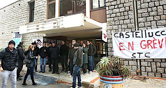 Conflit de l'hôpital de Castellucciu  : Le bout du tunnel !