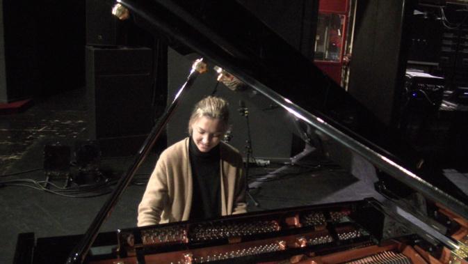Musicales de Bastia : Julie Erikssen, une très mignonne normande au fort accent jazzy
