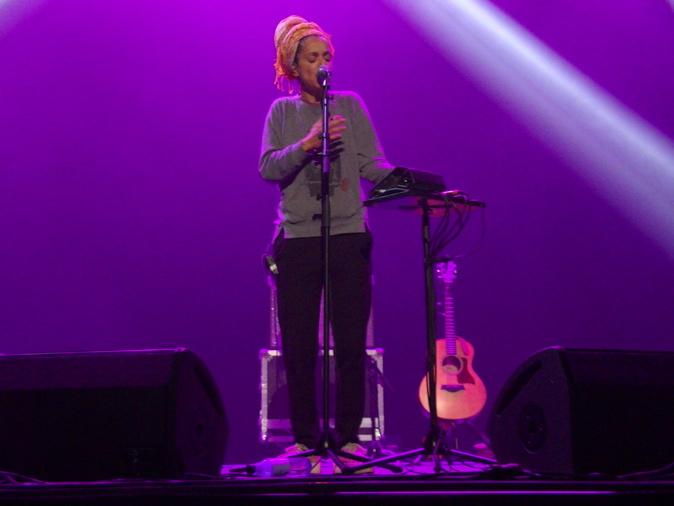 Musicales de Bastia : Siska électrise L'Alb'Oru…