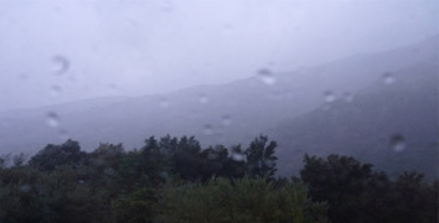 Météo : Vigilance orange pluie-inondation en Haute-Corse