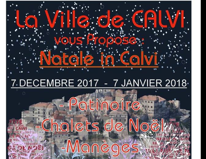 """Un mois de Décembre animé pour """"Natale in Calvi"""""""