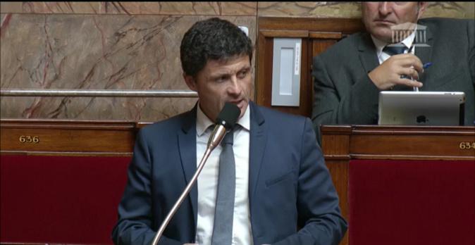 Jean-Félix Acquaviva, député de la 2ème circonscription de Haute-Corse.