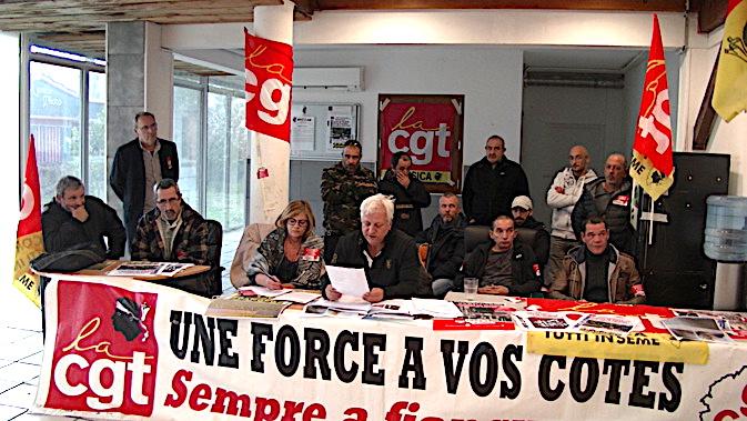 Collecte des déchets à Bastia : Bras de fer entre CAB et CGT