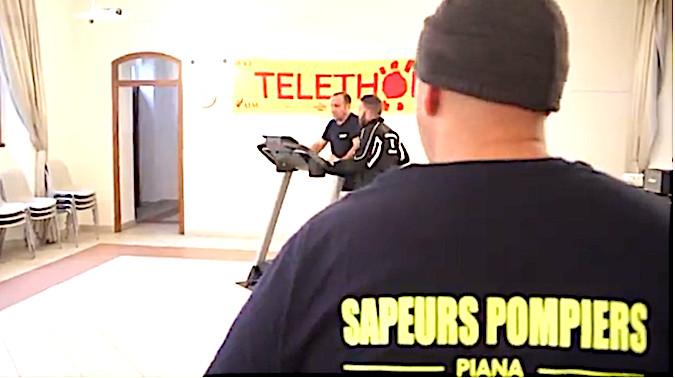 Téléthon : Les pompiers de Piana aussi…