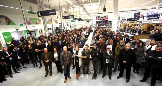 Leroy-Merlin Ajaccio ouvre ses portes : Habitat et cadre de vie dans 9000 M²