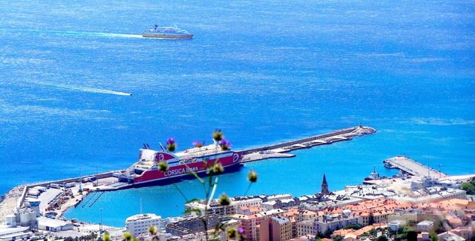 Corsica Linea passe le cap du million de mètres linéaires de fret