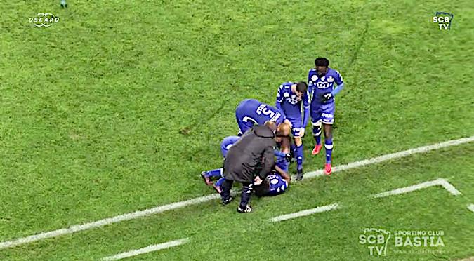 SC Bastia : Un but par mi-temps face au FB Ile-Rousse