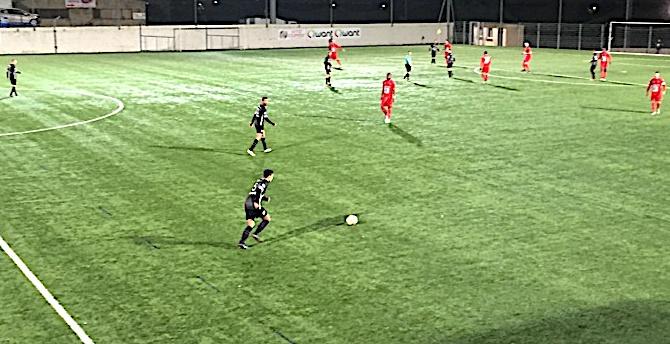 Football N2 : Furiani  réaliste face à Sainte Geneviève
