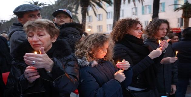 Hanouka, fête des lumières porteuse de paix, célébrée à Ajaccio